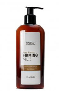 Firming milk product